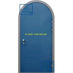 Арочные двери дешево