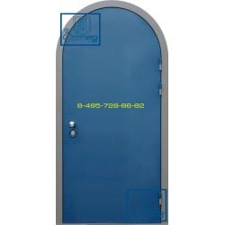 Арочные двери дешево А-22