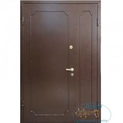 Двустворчатые входные двери ДД-П-МШ 14