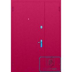 Двупольные двери противопожарные металлические ДМП-28