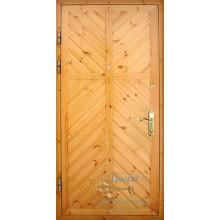Стальные двери для гаража