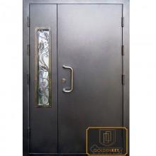Двустворчатые двери ДД-ПС-МП 20