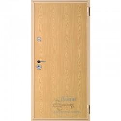 Входная стальная дверь ламинат Л-MШ 10