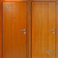 Стальные двери ламинат