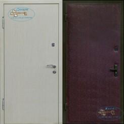 Стальная дверь с ламинатом Л-В 3