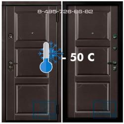 Дверь с терморазрывом (-50 С) № 10