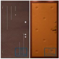 Дверь с рисунком № 1