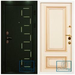 Дверь с рисунком № 9
