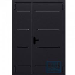 Дверь с рисунком № 11