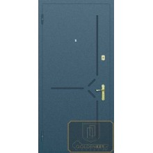 Дверь с рисунком № 6