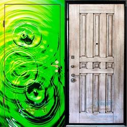Дверь с фотопечатью № 5