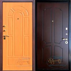 Дверь металлическая наружная НД-МП-МП-13