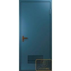 Дверь противопожарная в котельную МД-ВК-11