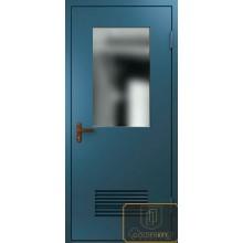 Двери для котельной в частном доме МД-ВК-09