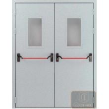 Дверь противопожарная двупольная EI-60 ДМП-22