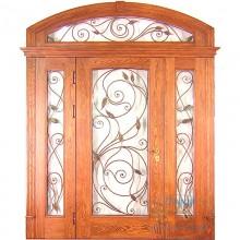 Арочная дверь № 1