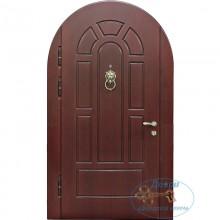 Арочная дверь на заказ А-12