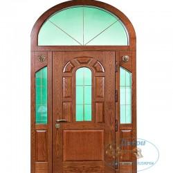 Арочная дверь №19