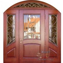 Парадная арочная дверь А-3