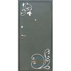 Дверь с ковкой МД-СК-Л-11