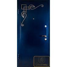 Дверь с ковкой МД-СК-Л-29