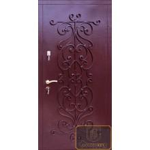 Дверь с ковкой МД-СК-Л-30
