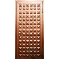 Двери наружные стальные утепленные НД-ПР-Л-10