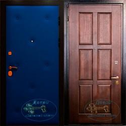 Входные двери кожзам ВД-ВР-М 17