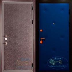Металлическая дверь отделка винилискожа ВД-В-ВР 06