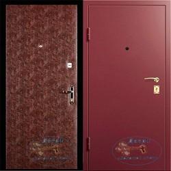 Двери с отделкой винилискожа ВД-В-И 12