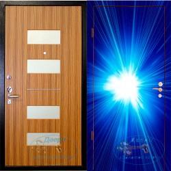 Стальная дверь зеркалом купить ВД-МЗ-Ф 15