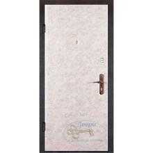 Стальные двери с отделкой винилискожей ВД-В-Л 09