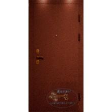 Входная дверь в квартиру КД-П-М 38 Порошковое напыление-МДФ с доставкой и установкой в Москве от производителя