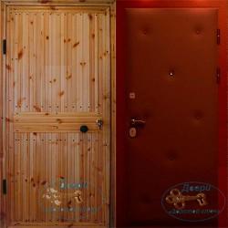 Железные двери вагонка ВД-ВГ-ВР 04