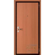 Входная дверь в квартиру КД-Л-В 24 Ламинат-винилискожа с доставкой и установкой в Москве от производителя