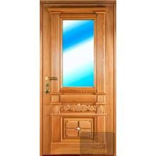 Элитные входные двери из массива МАС-18
