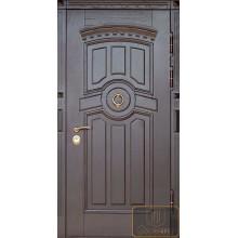 Входная дверь из массива МАС-14