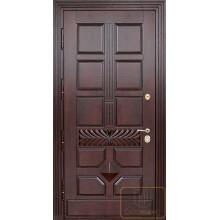 Купить входную дверь из массива дуба МАС-13