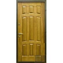 Входная дверь из массива МАС-11