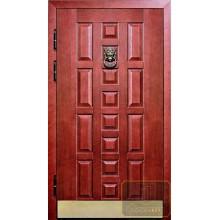 Двери из массива входные для дачи МАС-05