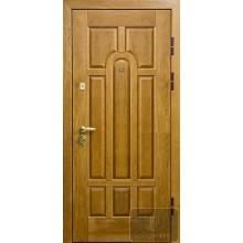 Входная дверь из массива МАС-36