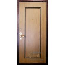 Входная дверь в квартиру КД-М-Л 66 МДФ-ламинат с доставкой и установкой в Москве от производителя