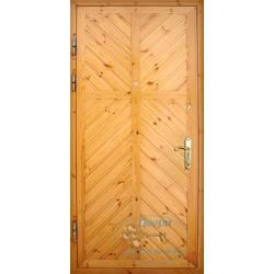 Двери для дачи ДД-ВАГ-ВАГ 82