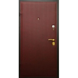 Двери для дачи ДД-В-В 02
