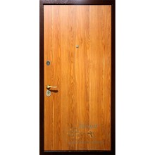 Входная дверь в квартиру КД-Л-Л 27 Ламинат с доставкой и установкой в Москве от производителя
