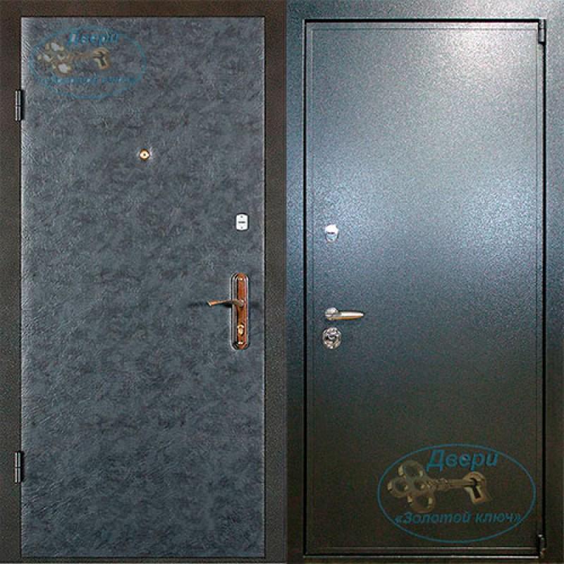 железные двери шумоизоляция дешево