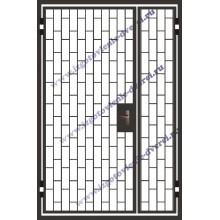 Решетчатая дверь РД-17