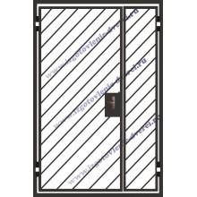 Решетчатые распашные двери РД-18