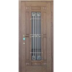 Входные двери в дом со стеклопакетом