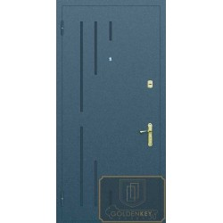 Антивандальная дверь АНТ-ПК-М 9